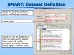 smart dataset definition1