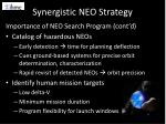synergistic neo strategy2