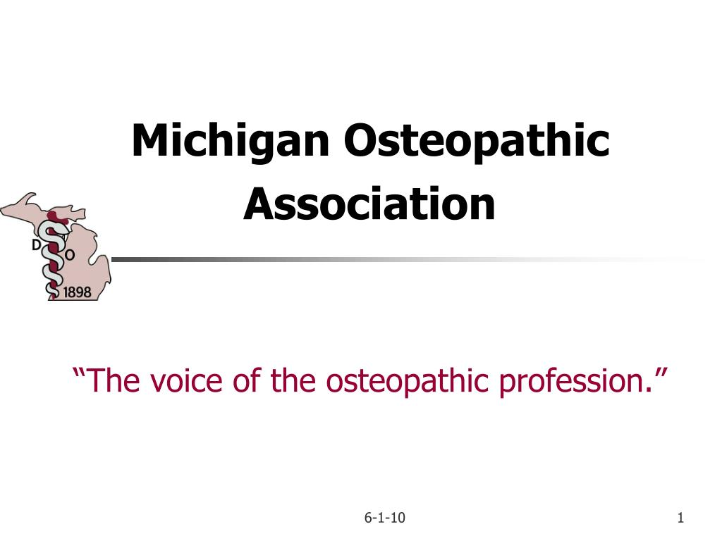 Michigan Osteopathic