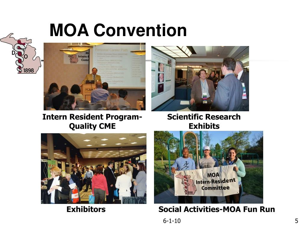 MOA Convention