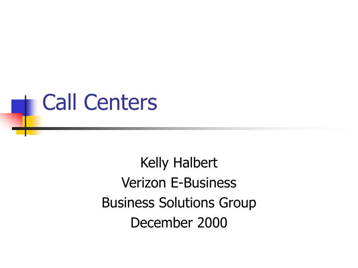 call centers n.