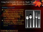using your utensils all with the right hand forks knives spoons and more