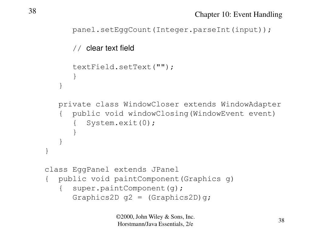 panel.setEggCount(Integer.parseInt(input));