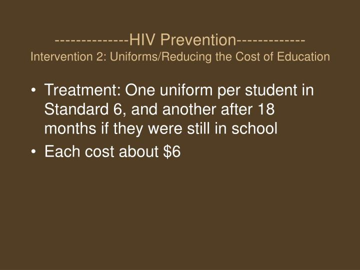 elementary school based hiv prevention education essay School-based gender violence in africa: prevention and treatment strategies 260 the hiv challenge to education:.