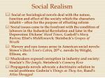 social realism