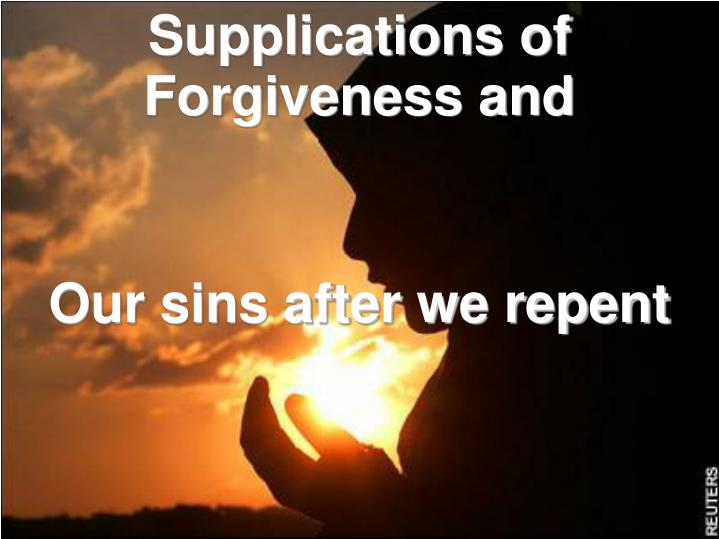 our sins after we repent n.