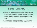 sigma delta adc 1