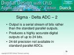 sigma delta adc 2