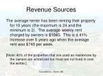 revenue sources12