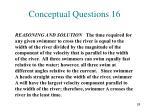 conceptual questions 16