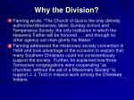 why the division5
