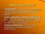medical management2