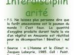 interdisciplinarit3