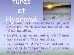 temp ratures et hydrom trie1