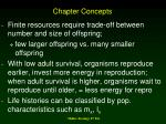 chapter concepts