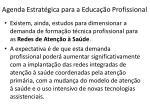 agenda estrat gica para a educa o profissional3