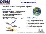 dcma overview1