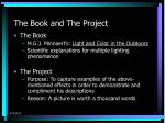 the book and the project