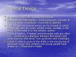 corporal device