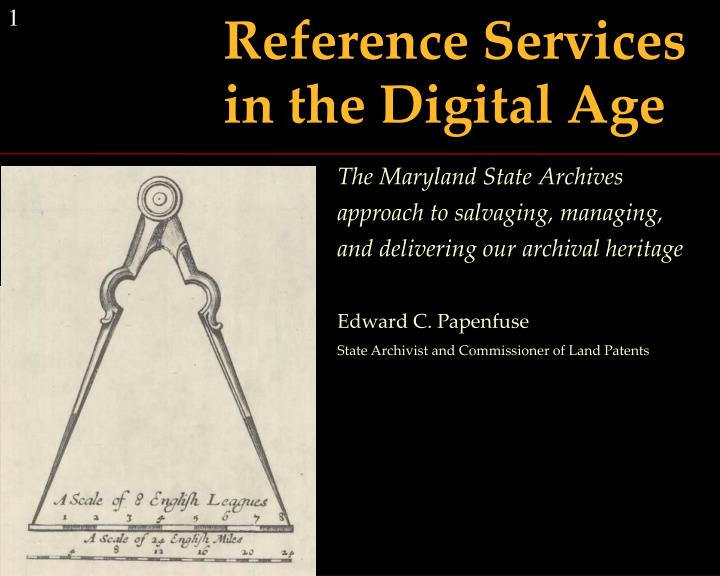 reference services in the digital age n.