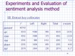 experiments and evaluation of sentiment analysis method4