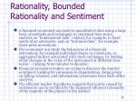 rationality bounded rationality and sentiment6
