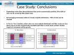 case study conclusions