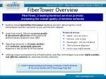 fibertower overview