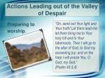 actions leading out of the valley of despair3