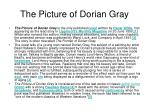 the picture of dorian gray1