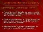 gender affects women s vulnerability1