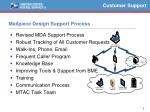 mailpiece design support process