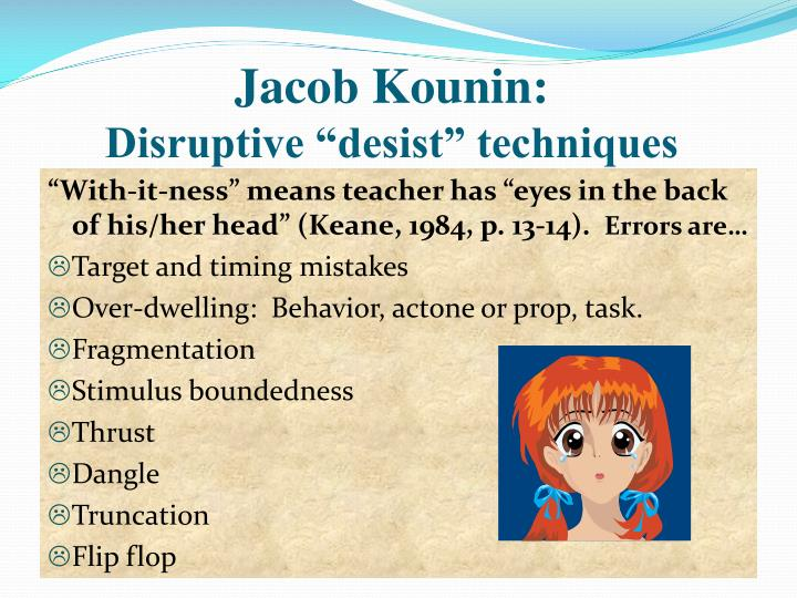 kounin teaching principles