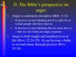 d the bible s perspective on anger1