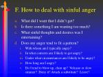 f how to deal with sinful anger1