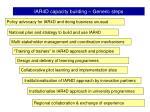 iar4d capacity building generic steps