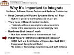why it s important to integrate hardware software human factors and systems engineering11