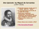 don quixote by miguel de cervantes 1547 1616