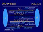 jfkr protocol aiello et al