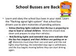 school busses are back1