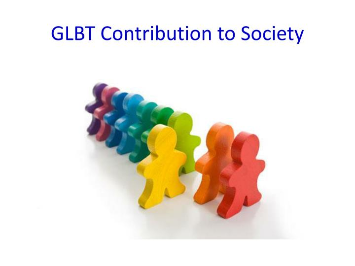 glbt contribution to society n.