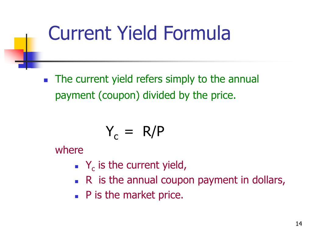 PPT - Bond Valuation PowerPoint Presentation - ID:1010675