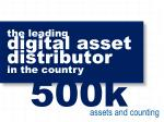 the leading digital asset distributor in the country