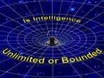 is intelligence