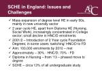 sche in england issues and challenges3