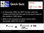 quick quiz1