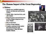 the human impact of the great depression2