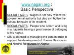www nagari org basic perspective