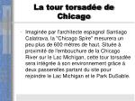 la tour torsad e de chicago