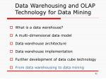 data warehousing and olap technology for data mining5